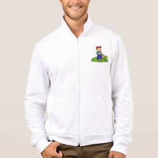 Boy with Turtle Jacket