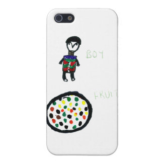 BoyAndFruit Covers For iPhone 5