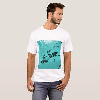 BoyBearWolf - By DrParanoidAndroid T-Shirt