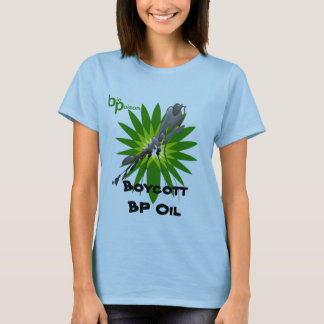 Boycott BP t shirt bio poison