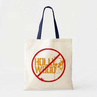Boycott Hollywood Tote Bag
