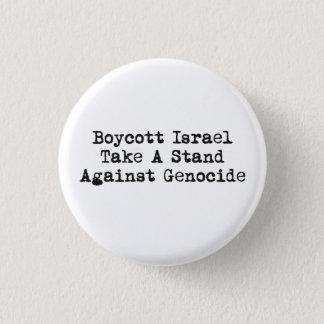 Boycott Israel Button