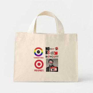 Boycott Target Mini Tote Bag