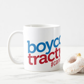 Boycott Traction Mug