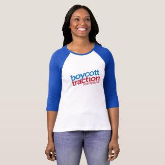 Boycott Traction Raglan T-Shirt