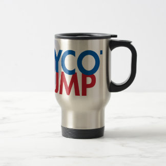Boycott Trump Travel Mug