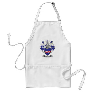 Boyd Family Crest Coat of Arms Standard Apron