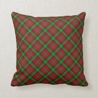 Boyd Scottish Clan Tartan Throw Pillow