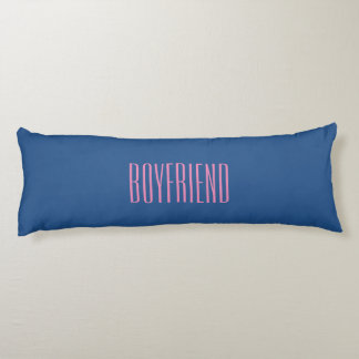 Boyfriend Body Cushion