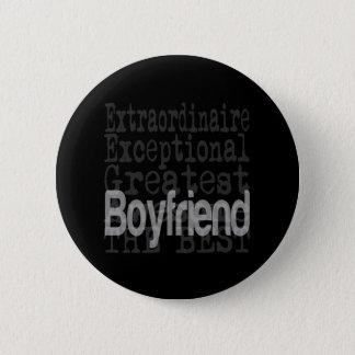 Boyfriend Extraordinaire 6 Cm Round Badge