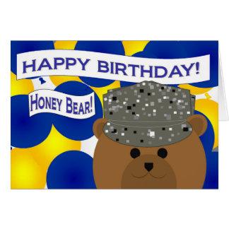 Boyfriend - Happy Birthday Active Duty Air Force! Greeting Card