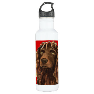 Boykin Spaniel Color Block 710 Ml Water Bottle