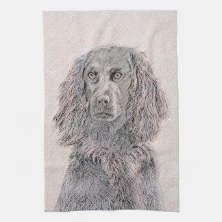 Boykin Spaniel Tea Towel