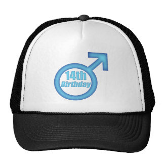 Boys 14th Birthday Gifts Cap