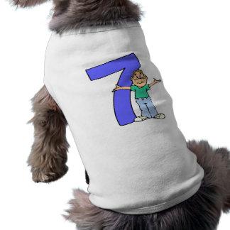 Boys 7th Birthday Gifts Pet Clothing