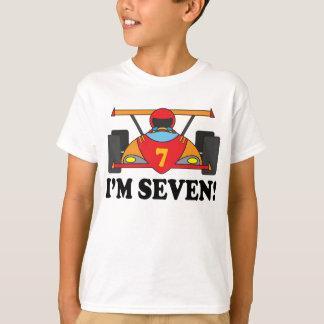 Boys 7th Birthday T-Shirt