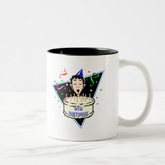 Boys 9th Birthday Gifts Mugs