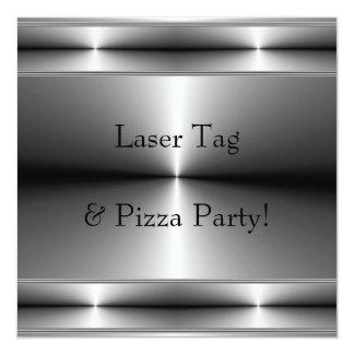 Boys Any Number Birthday Party Template Custom Invites