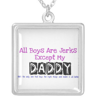 Boys are Jerks Necklace