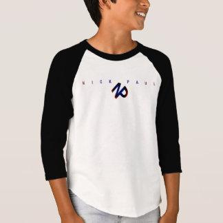 Boy's Baseball T-Shirt
