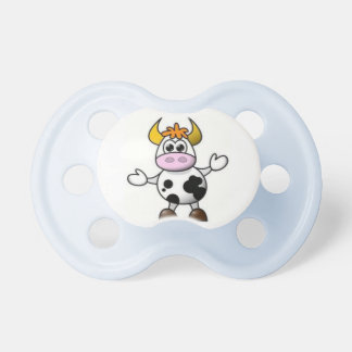 Boys Blue Cow Pacifier