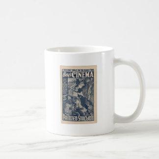 Boys Cinema 1938 - The Painted Stallion Basic White Mug
