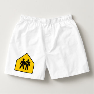 Boys Crossing Boxers