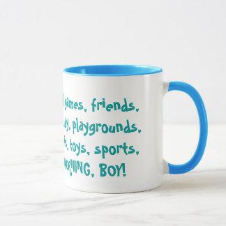 BOY's CUP