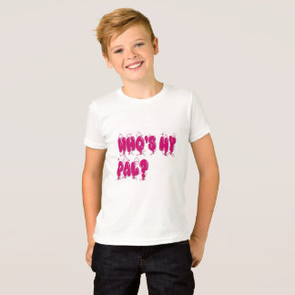 Boy's cute puppy dog t-shirt. T-Shirt