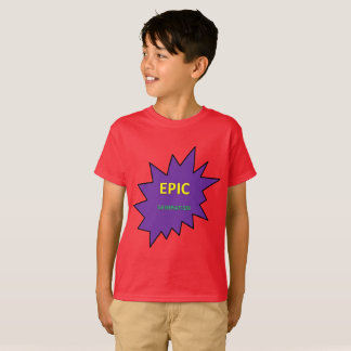 Boys EPIC generation T-shirt