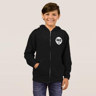 Boy's Full Zip-up Hoodie