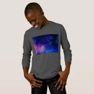 Boys grey t-shirt with Cave art