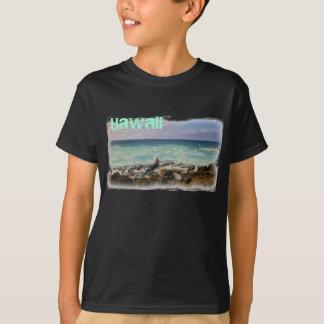 Boys Hawaii beach shirt