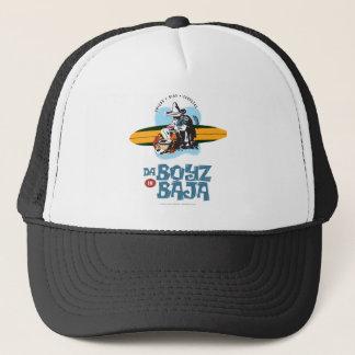 Boys In Baja Surf Team Trucker Hat