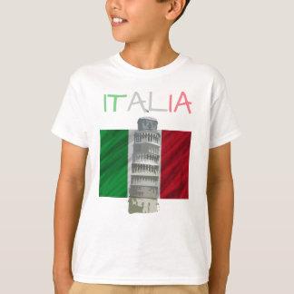 Boys Italia Pisa Tee