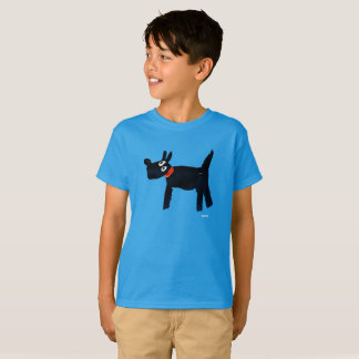 Boys - John Dyer Scotty Dog T-Shirt