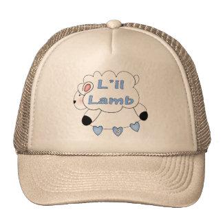 Boys Lamb 3rd Birthday Gifts Cap