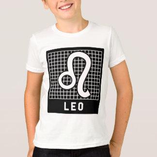Boys' Leo Zodiac Sign Tee