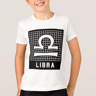 Boy's Libra Zodiac Sign Tee