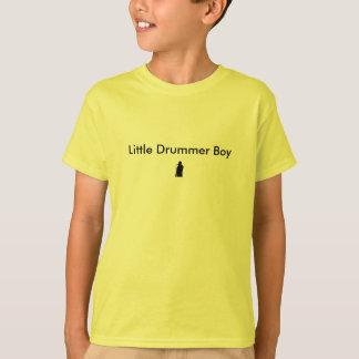 Boys Little Drummer Boy T-Shirt