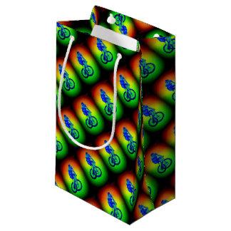 Boys mountain bike T Shirt presents MTB Small Gift Bag