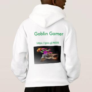 Boys official Goblin Gamer sweater
