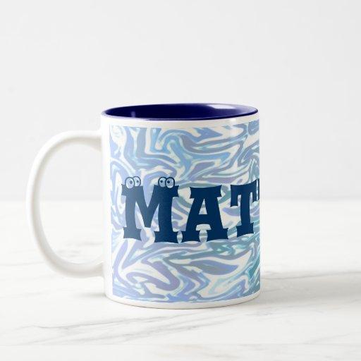 Boys Personalized Mug