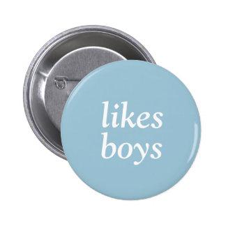 Boys Pin
