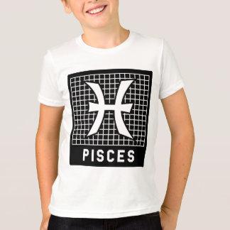 Boys' Pisces Zodiac Sign Tee