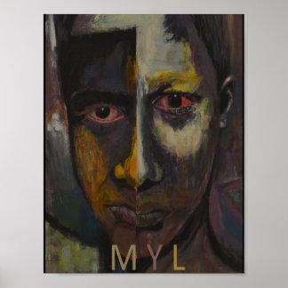 Boy's Poster