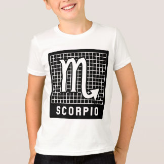 Boys' Scorpio Zodiac Sign Tee