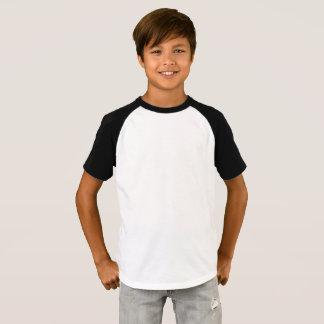 Boys' Short Sleeve Raglan T-Shirt
