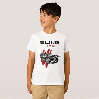 Boys Sling Time Tshirt