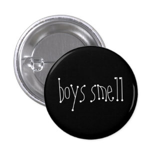 boys smell button